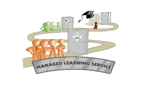 Produktlogo Managed Learning Services